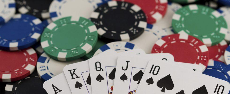 Luckland casino presentation